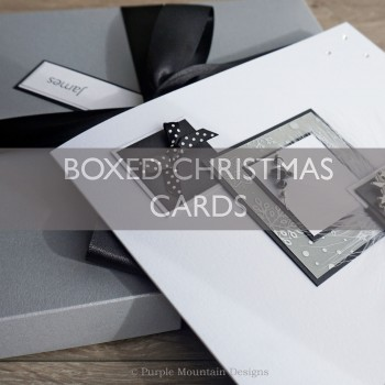 Boxed Christmas Cards