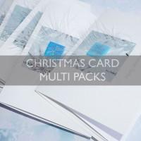 Handmade Christmas Card Multi-Packs