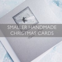 Handmade Christmas Cards - smaller cards