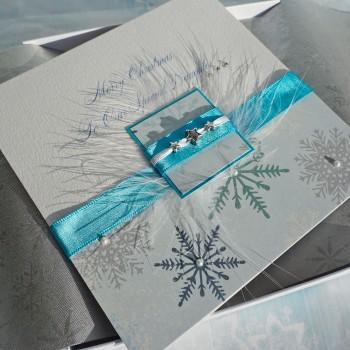 Winter Treats Luxury Boxed Christmas Card