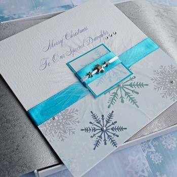 Winter Treats Luxury Boxed Christmas Card