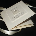 ATHOLL  Classic Fold Wedding Invitations - Option 2